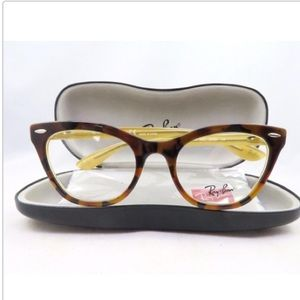 Authentic Ray Ban Rx 5226 Cat-Eye Glasses